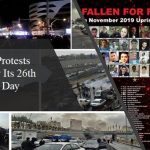 Day 26 of the Iran Protests for Regime Change