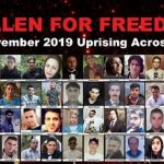 Fallen for Freedom in November 2019 Uprising Across Iran