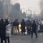Iran protests on its 20th consecutive day