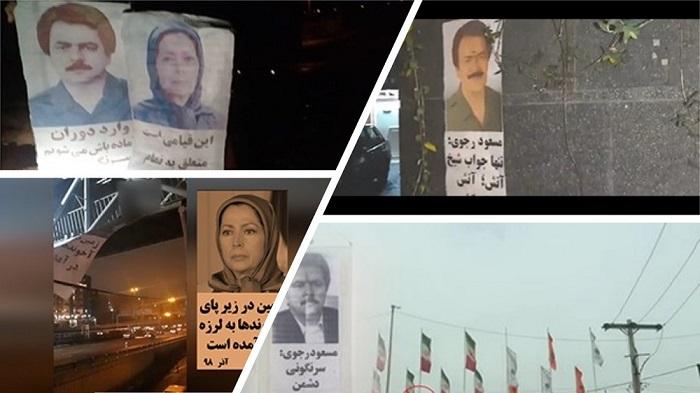 MEK Iran Resistance Units' activities in Iran
