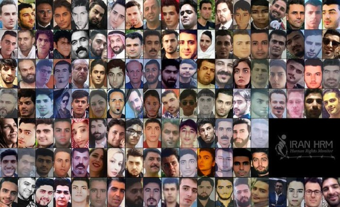 Martyrs of Iran protests