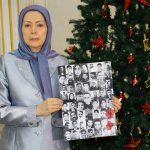 Maryam Rajavi's Christmas message