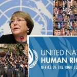 UN High Commissioner for Human Rights Michelle Bachelet condemns killings in Iran Protests