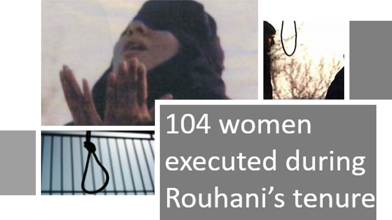 Another woman executed in Iran