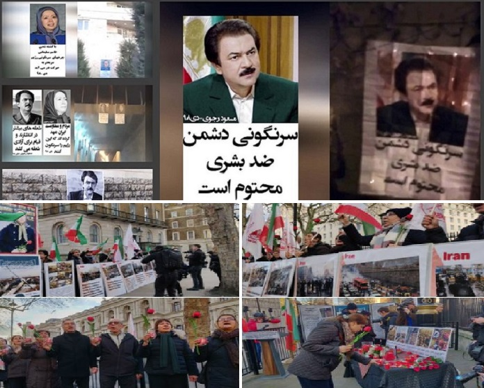 Activities of MEK Iran resistance units