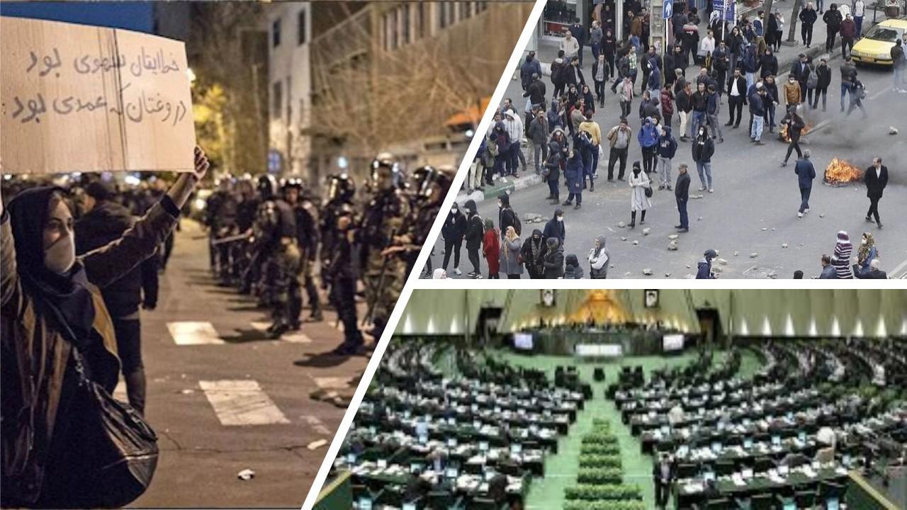 Khamenei's crisis
