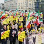 File photo - MEK Free Iran rally in Brussels- June 15, 2019