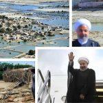 Hassan Rouhani's delayed propaganda visit to Sistan-Balouchistan