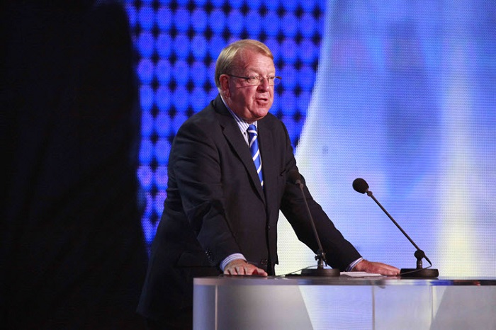 Struan Stevenson is the Coordinator of the Campaign for Iran Change (CIC)