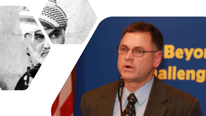 Thomas Kantwell and Soleimani