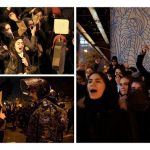 Women's role in Iran Protests