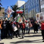 Iranian Americans rally in SF