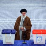 Iranian People boycotted the election