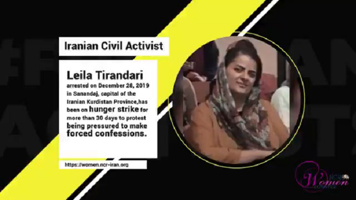 Iranian civil activist