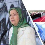Maryam Rajavi in Ashraf 3