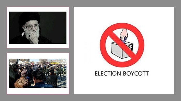 boycotting election