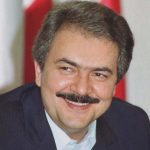 Massoud Rajavi, the Leader of the Iranian resistance