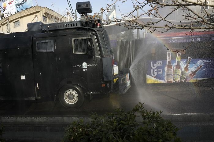 Virus Outbreak in Iran
