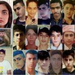 AMNESTY INTERNATIONAL: 23 CHILDREN KILLED IN NOVEMBER UPRISINGS IN IRAN