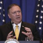 US Secretery of State, Mike Pompeo