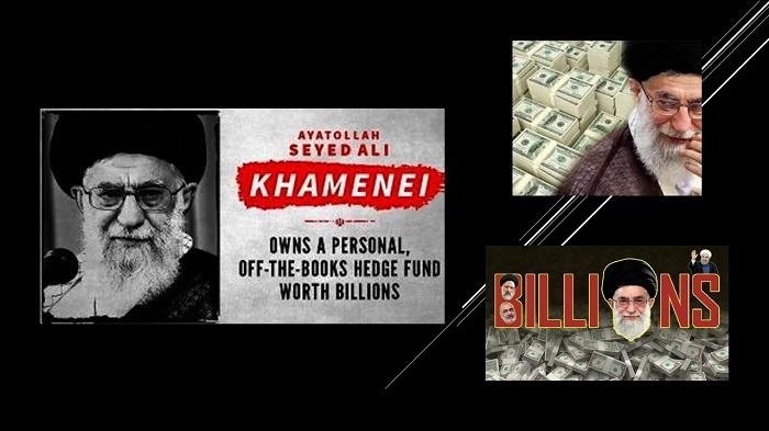 Khamenei enormous wealth