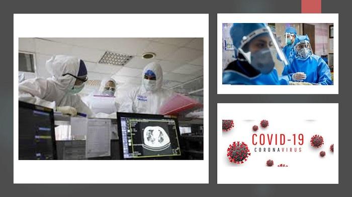 Doctors and nurses in Iran during coronavirus crisis