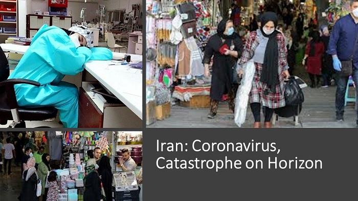 coronavirus in Iran