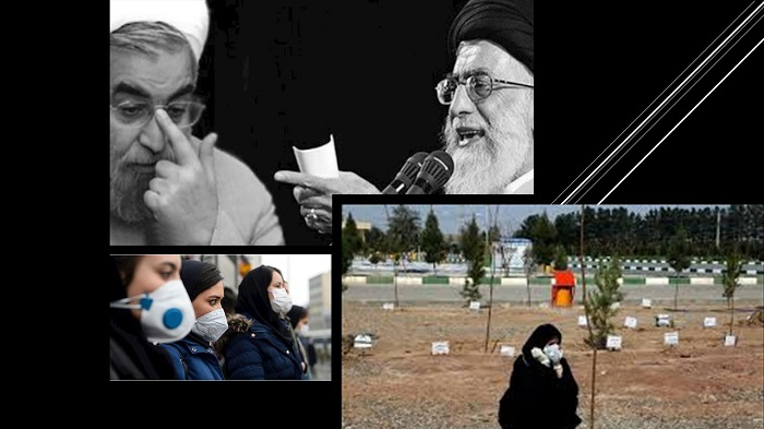 Iranian mullahs and coronavirus crisis