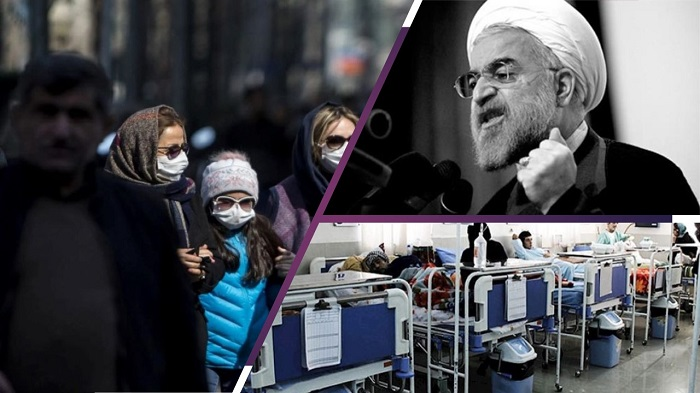 Rouhani and people suffer coronavirus