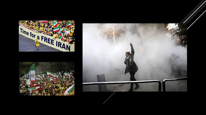 Opposition to the Iranian regime
