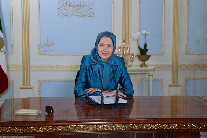 Maryam Rajavis speech