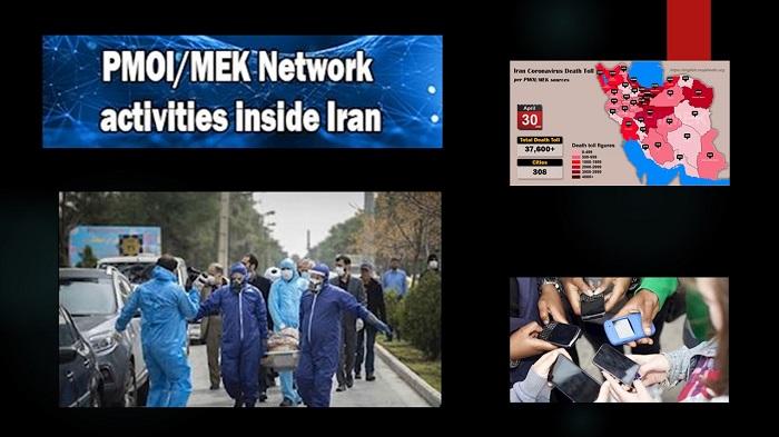 Coronavirus Statistics in Iran