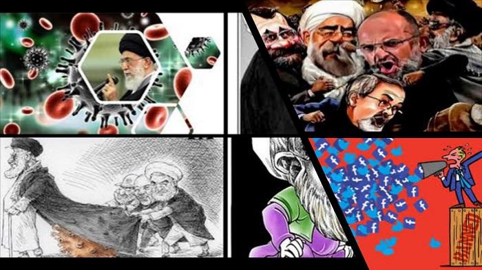 Regime's Propaganda Machine