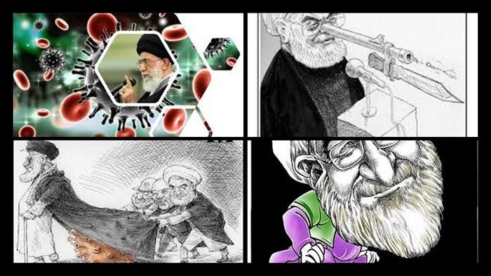 MEK Iran- Rouhani Claims Success in Fighting Coronavirus