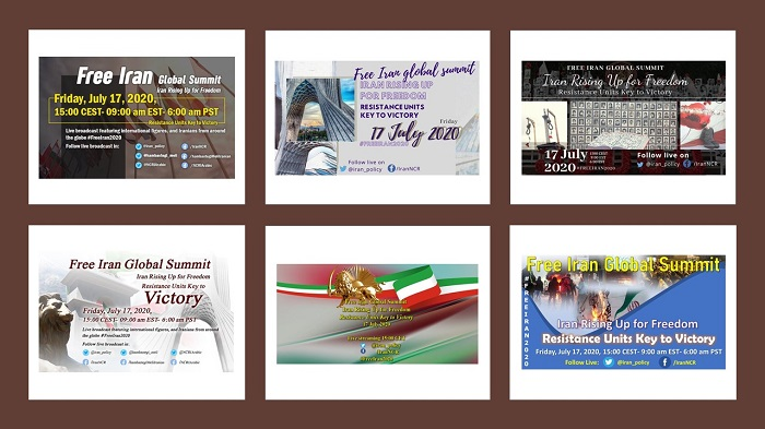 The Iranian Resistance movement