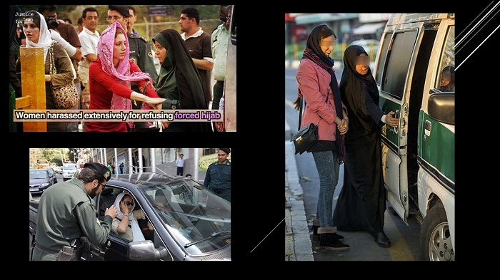increase police presence in the city of Tehran