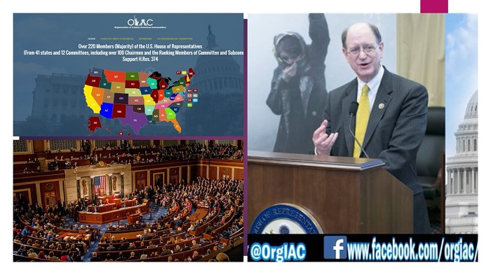 International pressure against Iran regime