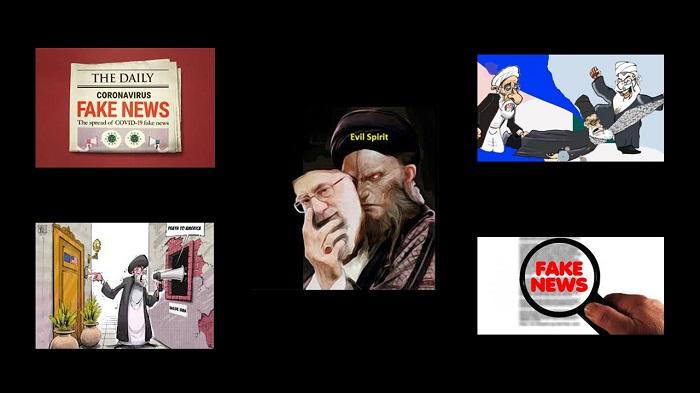 propaganda machine Mullahs regime.