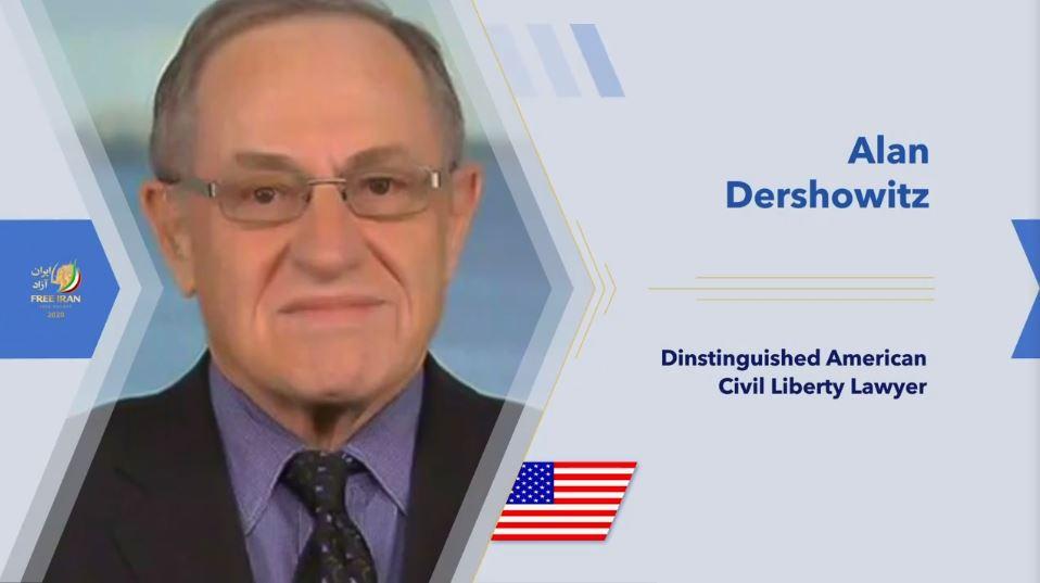 Alan M. Dershowitz, Distinguished American Civil Liberty Lawyer