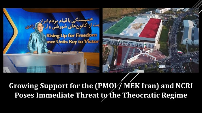 Growing Support for the MEK