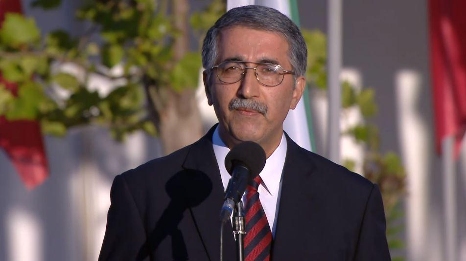 Kazem Panahi, former political prisoner