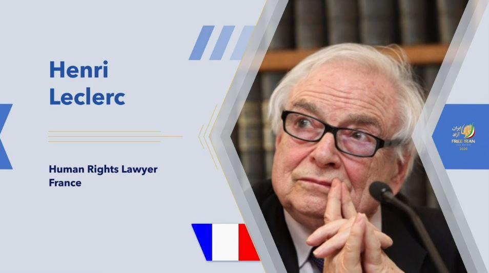 Mr. Henri Leclerc