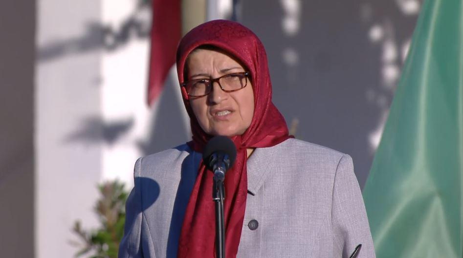 Ms. Homa Jaberi, former political prisoner