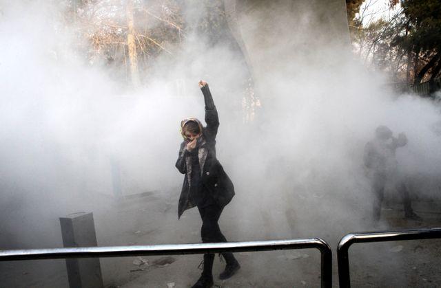 iran-Uprising
