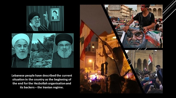 Lebanon Iranian regime