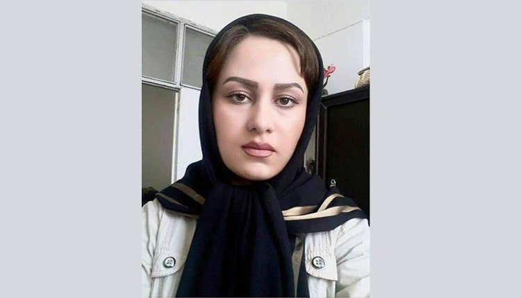 Zahra Navidpour, a rape victim suspiciously found dead in her mother's house