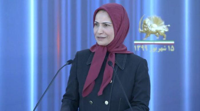 Zahra Merrikhi, Secretary- General of the MEK