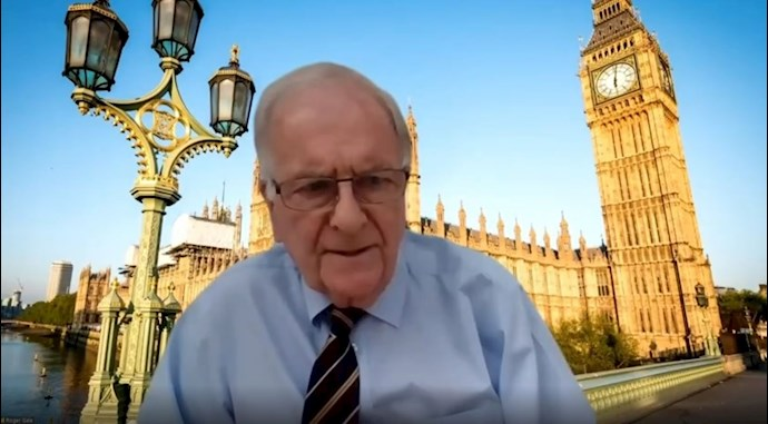 10 September 2020 – MP Sir Roger Gale in British Committee for Iran Freedom conference on the Iran 1988 massacre.