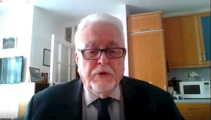 10 September 2020 – Lord Ken Maginnis in British Committee for Iran Freedom conference on the Iran 1988 massacre.