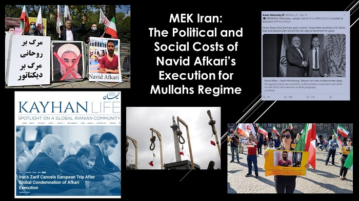 Costs of Navid Afkari's Execution for Iran's Mullahs